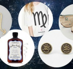 Zodiac Signs Gift Ideas