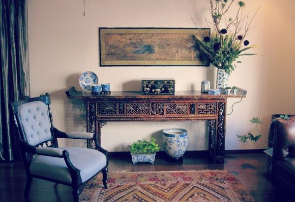 Altar Table Room Divider