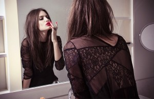 Girl and a Mirror