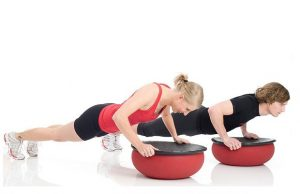 fitness wobble board