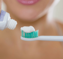toothpaste with Xylitol