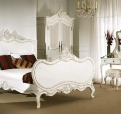 French Provincial Bedroom