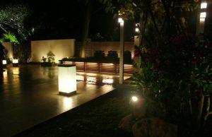 garden lights Led1