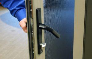 Stainless Steel Security Screen Doors