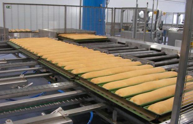 bread moulding machine
