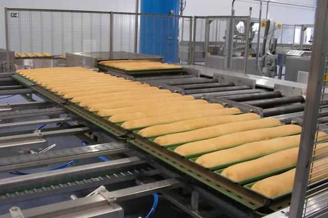 bread moulding machine