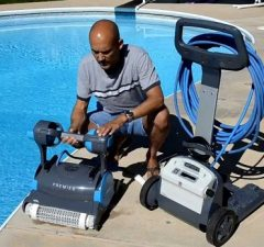 pool robotic cleaners