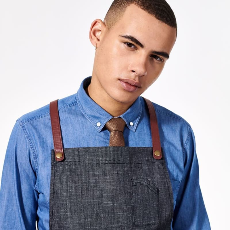 tie and apron