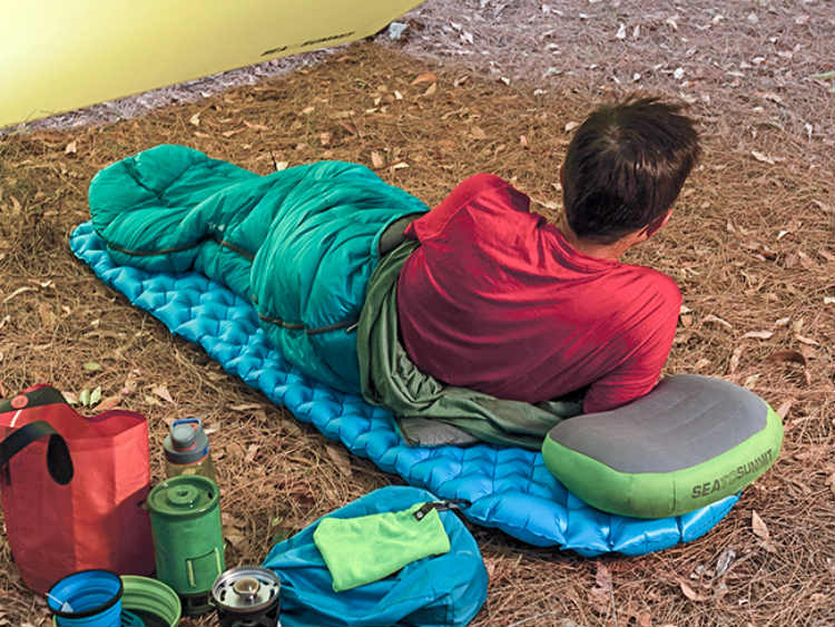 camping bedding
