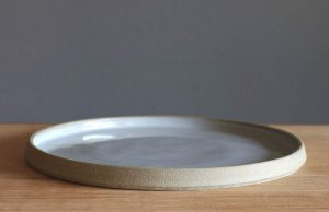 modern plate