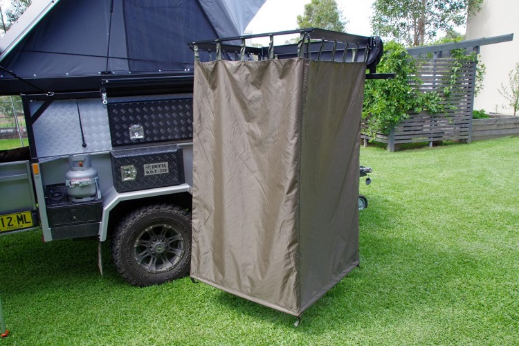 privacy tent toilet