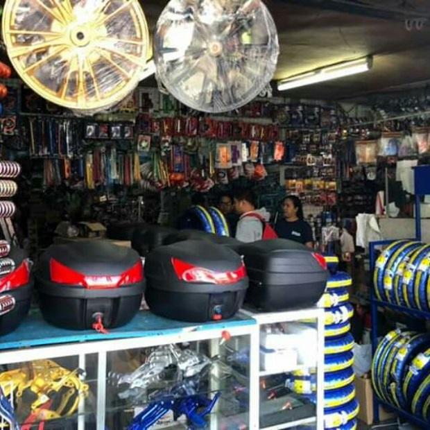 motorbike parts accessories