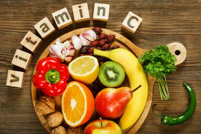 health benefits vitamin c