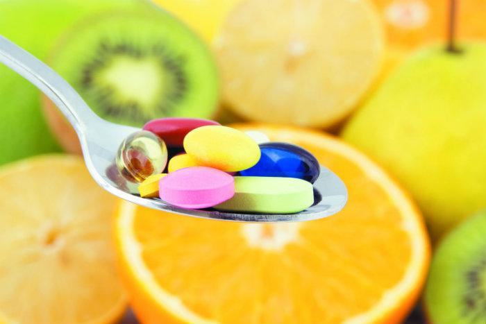 vitamins supplement