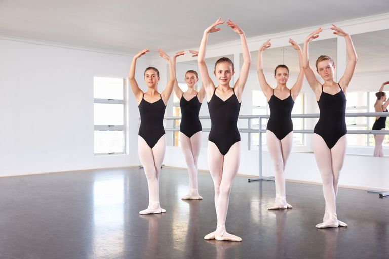 Ballet Leotard dance classes