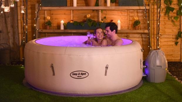 Portable Hot Tubs