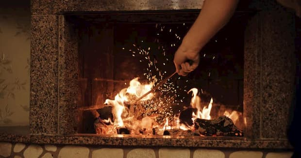 poker tool for fireplace