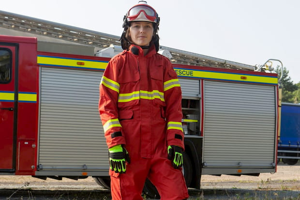 Firefighter-Suit