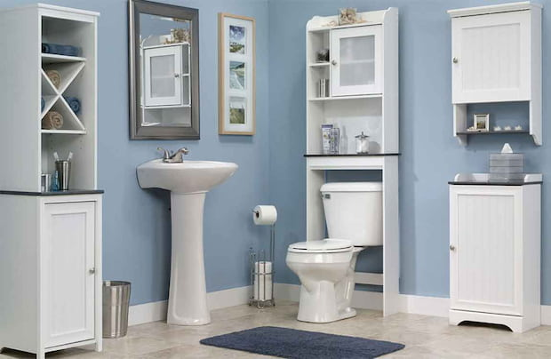 choose your own bathroom accessories