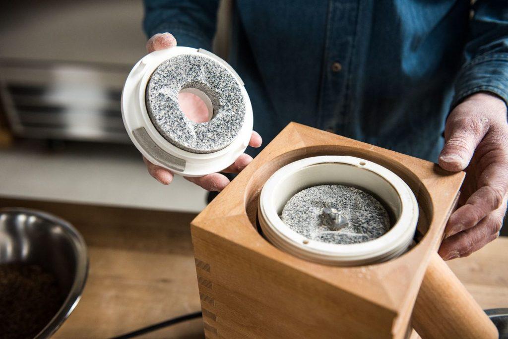 home flour milling