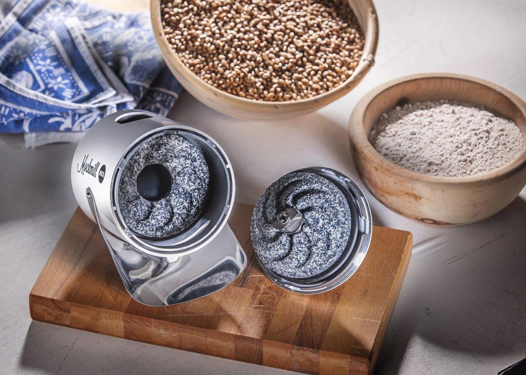 mock mill flour grinder machine for home