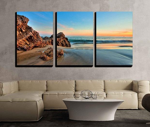 Sunset art prints