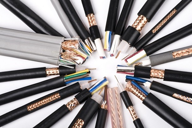 types of electric cables