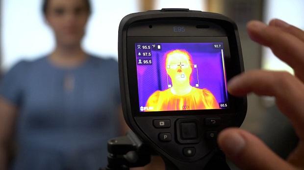 FLir E85 Thermal imaging