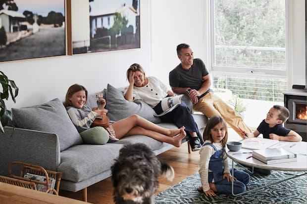 sofa for whole family